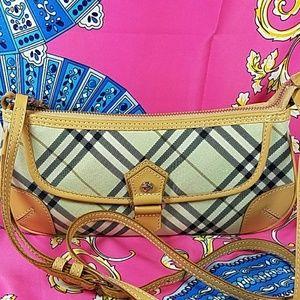 Authentic Burberry Novacheck Crossbody Bag